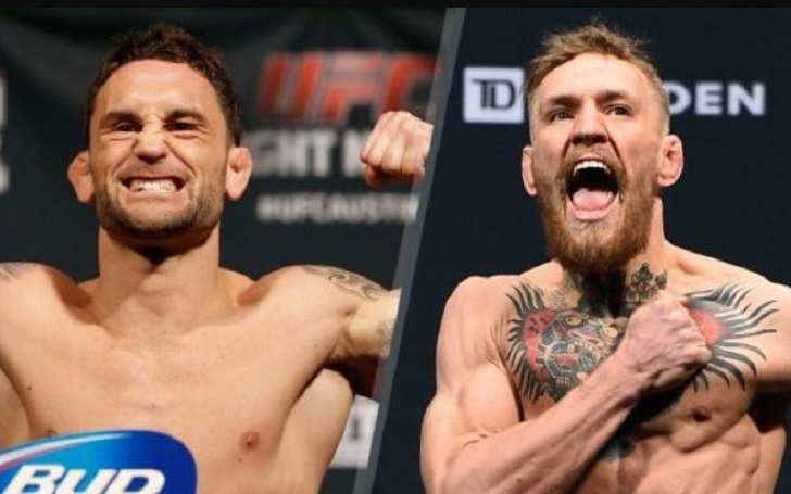 Frankie Edgar calls out Conor McGregor to fight at the end of this year