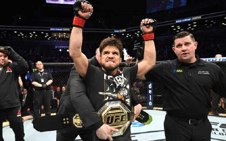Henry Cejudo Eyes Featherweight Belt to be the UFC's First triple-division Champ