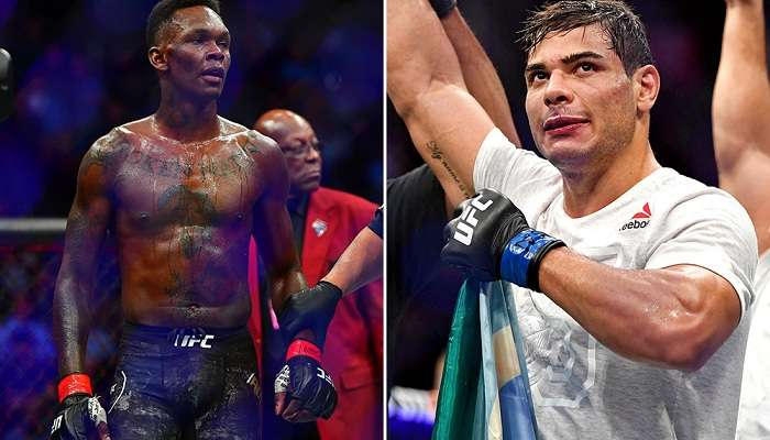 Israel Adesanya vs. Paulo Costa at UFC 253, Date, Time, Odds, And Analysis