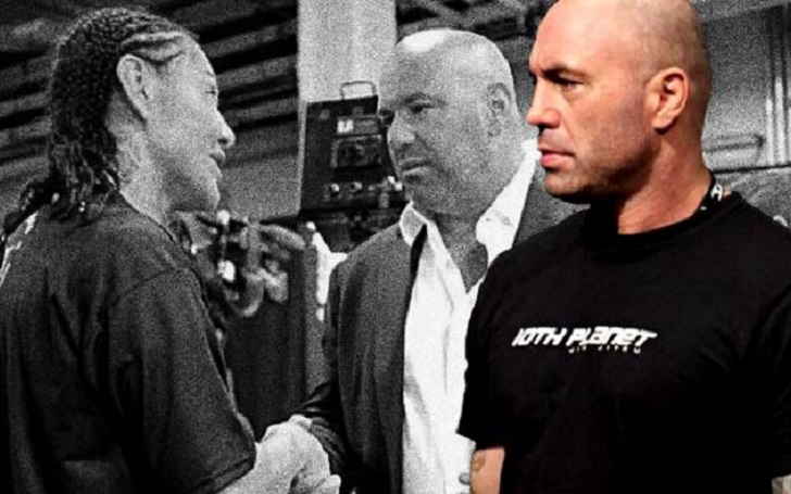 Joe Rogan comments on Dana White- Cris Cyborg backstage Video: 'Whoever edited that 'lied' and is 'so f—king stupid'
