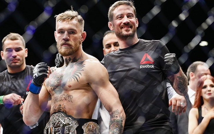 "John Kavanagh on Conor McGregor: ""I don't think there is a fighter on the planet that has his fight IQ"""
