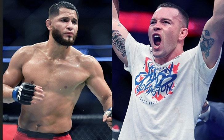 Jorge Masvidal responds to on Colby Covington's 'super distasteful' comments at Matt Hughes