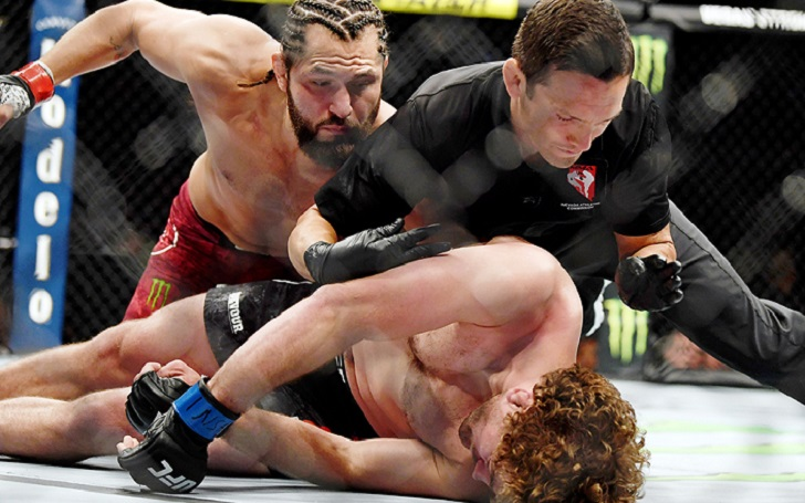 Jorge Masvidal crushes Ben Askren with fastest KO in UFC history; Pros Reaction to the Fight