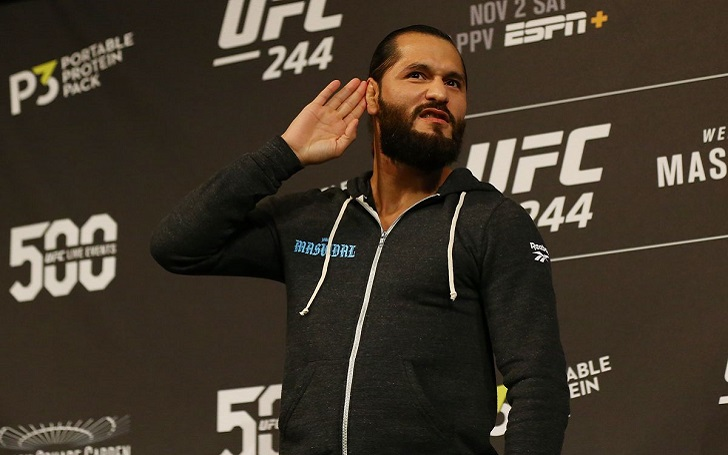 Jorge Masvidal dishes Colby Covington with a Respectful Shoutout to Ben Askren