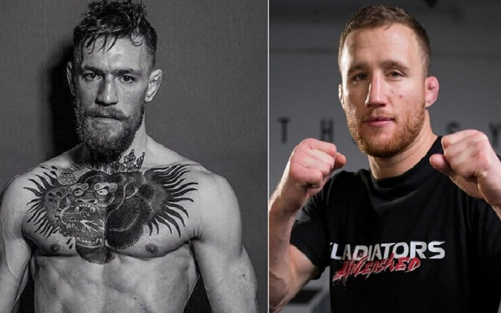 """Justin Gaethje hoping for a Bout against Conor McGregor: """"I think he'll fight me now."""""""