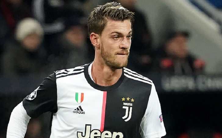 Juventus and Italian Defender Daniele Rugani has Tested Positive for Coronavirus disease (COVID-19)
