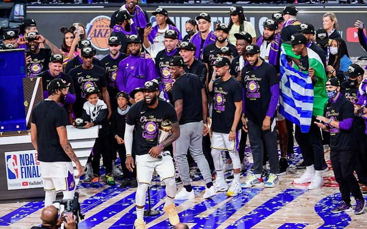 LA Lakers win th Record Tying 17th NBA Title; When is the Victory Parade?