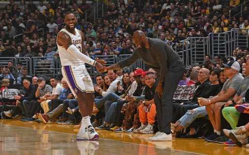 LeBron James surpasses Los Angeles Lakers legend Kobe Bryant in All-Star Milestone