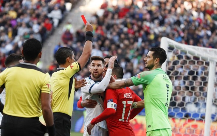 Lionel Messi slams 'corruption' at Copa America; Refuses to take Bronze Medal