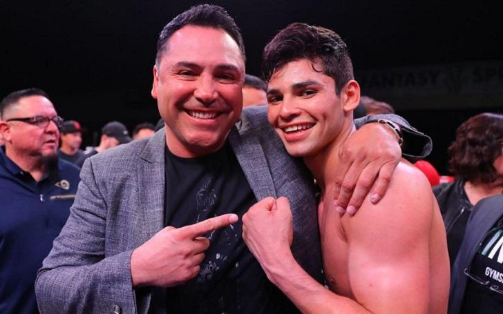 Oscar De La Hoya to help Ryan Garcia get a $700 Million Deal