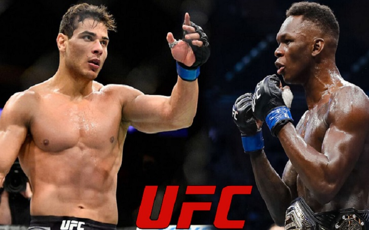 Paulo Costa Trolls Israel Adesanya with a Parody Video ahead of UFC 253