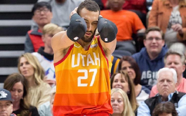 Rudy Gobert tested Positive for Coronovirus; NBA Season Suspended