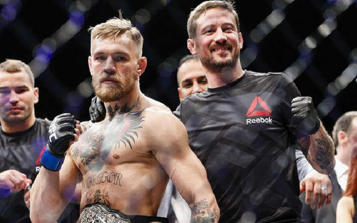 "SBG coach John Kavanagh Hints Conor McGregor's comeback from Retirement: ""Book ain't finished."""