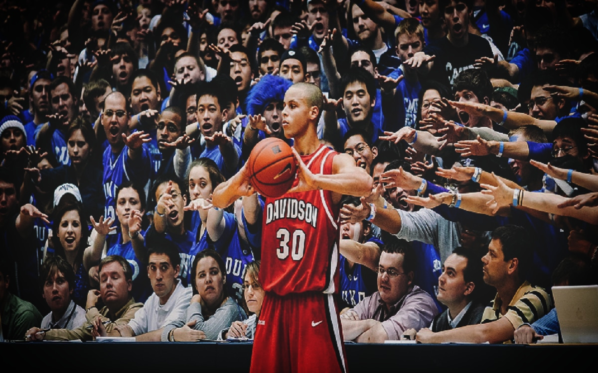 Stephen Curry Inside Story: Underrated