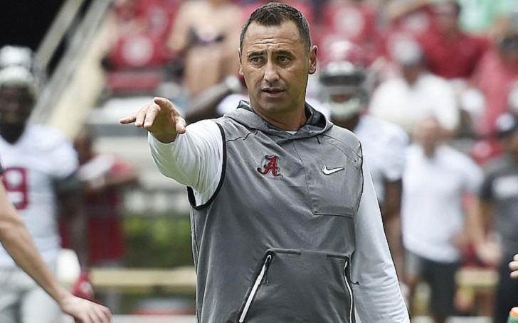 Steve Sarkisian Signs a Contract with Texas; What is his Annual Salary? Details about his Net worth, Divorce Settlement, Wife, and Children