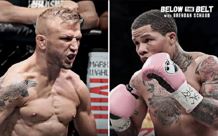 T.J. Dillashaw And Boxing Superstar Gervonta Davis Getting in A social Media War, For Possible MMA Match