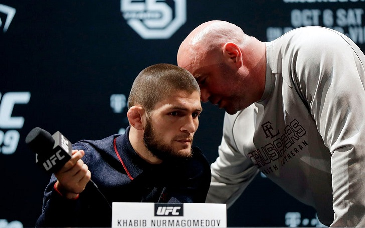 UFC boss Dana White believes Khabib Nurmagomedov will Comeback for the 30-0 record