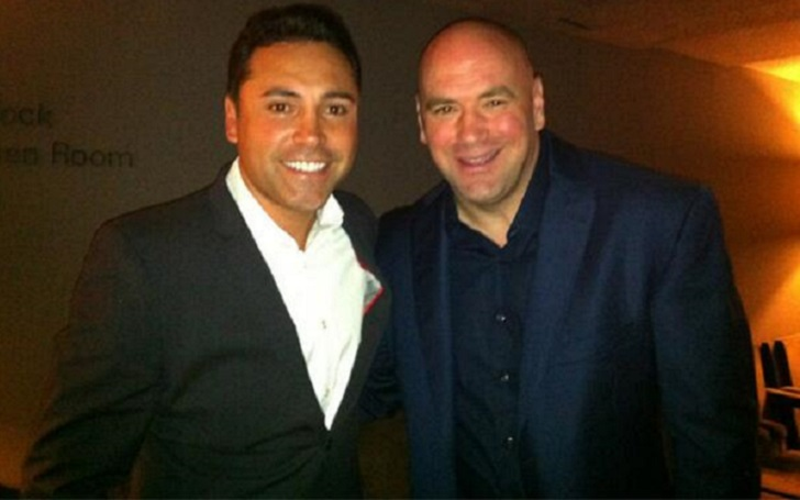 "UFC President Dana White Responds to Oscar De La Hoya Boxing Comeback: ""Cocaine isn't cheap,"""