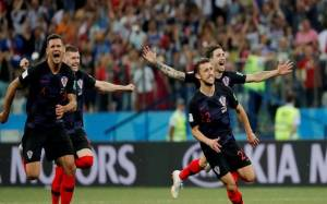 World Cup 2018: Age of Underdogs? Croatia's win leads Denmark to head home: World Cup 2018.