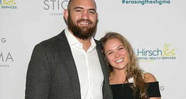 1.7 m Tall WWE, Raw Wrestler Ronda Rousey Was Married to Travis Browne; Know if She is Currently Dating as a Boyfriend, Her Affairs and Rumors
