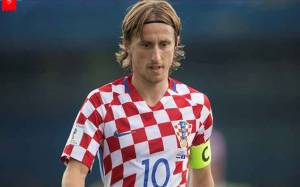 Real Madrid and Croatia National Team Midfielder Luka Modric's Salary and Net Worth; His Overall Career Stats and World Cup Performances