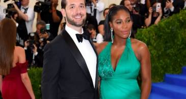 1.75 m Tall Tennis Player Serena Williams Married Life with Husband Alexis Ohanian; Know About Her Past Affairs and Children