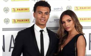 English Footballer Dele Alli Dating Girlfriend Rubi Mae, His Affairs and Dating Rumors