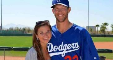 30 Years Baseballer Clayton Kershaw Is In a Married Relationship With Wife Ellen Kershaw Since 2010