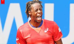 31 Years French Tennis Player Gael Monfils' Earning From His Profession & Net Worth He Has Achieved