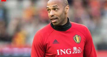 Former French Footballer Thierry Henry, age 40, has a Net worth of $60 million; His earnings and Endorsement Deals