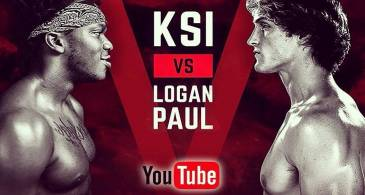 KSI vs Logan Paul: Two YouTube Celebrities Up for A Boxing Showdown