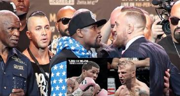 Fans' Monologue: How About Conor McGregor Vs. Floyd Mayweather II, with UFC BW Champ T.J. Dillashaw Vs WBC FW Champion Gervonta Davis Gets Set Next