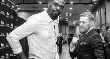 A Proper way to Celebrate a win; Conor McGregor gifted Jon Jones few bottles of Proper 12 Whiskey ahead of UFC 232