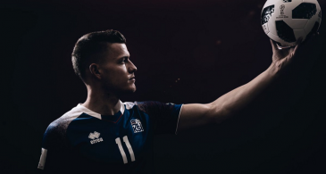 Alfred Finnbogason's First World Cup Goal for Iceland Against Argentina, Can they Do it?