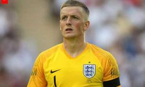 Age 24, 1.85 m Tall England National Football Team's Goalkeeper Jordan Pickford's Career Stats and Net Worth