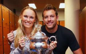 Age 27, Danish Tennis Player Caroline Wozniacki Engaged to Fiance David Lee; Their Wedding Plans