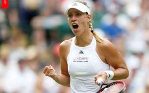 Age 30, German Tennis Player Angelique Kerber Earns Good From Her Profession; Has Satisfying Net Worth