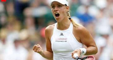 Age 32, German Tennis Player Angelique Kerber Earns Good From Her Profession; Has Satisfying Net Worth