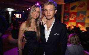 Age 32, Nico Rosberg Is In a Married Relationship With Wife Vivian Sibold Since 2014, Has a Daughter