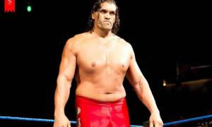 Age 35, Professional Wrestler The Great Khali's Salary From His Profession and Net Worth He Has Achieved