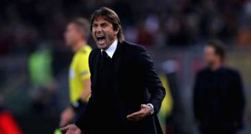 Antonio Conte Believes Chelsea Players Have Lost Their 'Hunger' Following Roma Loss