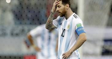 Argentina Likely To Be Knocked Out Of The World Cup 2018; Will Lionel Messi Take His Second Retirement After 2018 WC?
