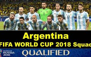 Argentina's Squad for 2018 World Cup Russia; Dybala made into the team while Icardi was Left out.