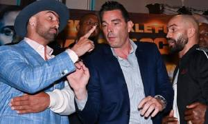 Artem Lobov Warns Paulie Malignaggi; Will 'the GOAT' be able to Finish Paulie and send him to Second Retirement?