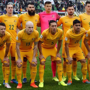 Australia National Team 2018 FIFA World Cup