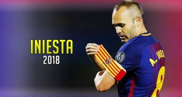 Barcelona Legend Andres Iniesta set to leave the Spanish side at the end of the Season