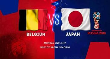 Belgium vs Japan: Key to World Cup 2018 quarterfinals, kickoffs, possible lineups, history, prediction and betting odds