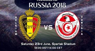 Belgium Vs Tunisia: Kick-off time, Channel, Venue, Possible Lineup, Players to watch, Predictions & Betting Odds