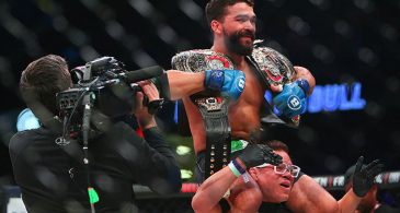 Bellator double champion Patricio 'Pitbull' roasts Conor McGregor on three-year anniversary of his Champ Champ Day