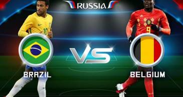 Betting Tips for Brazil Vs. Belgium, Kick off Time and Place, Match history, Possible Lineups, Inside news
